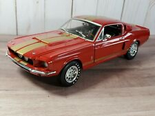 Ertl American Muscle 1967 Ford Shelby GT 500  Mustang 1:18 Scale Diecast Car LE