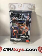 Star Wars Luke Skywalker X-wing Pilot Saga Collection Figure Carded