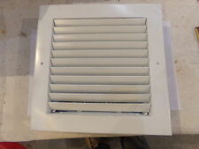 (BOX OF 4) WHITE VENT COVER PART # 430460-7 - NEW