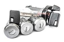 Ignition Barrel Door Boot Lock Holden Commodore VK VL New Set + 2 Keys
