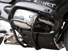CRASH BARS HEED BMW R 1150 RT (00-04) - black