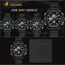 Quartz (Battery) Adult Analog & Digital Casual Wristwatches