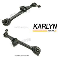 For Mercedes W221 S65 AMG Pair Set of 2 Front Lower Rearward Control Arms Karlyn