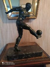 Grand Trophée de Football Patine Noire