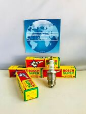 Bosch - Zündkerze - D6BC - Super Spark - Plug Bougie - mit Kupferkern - 4 Stück