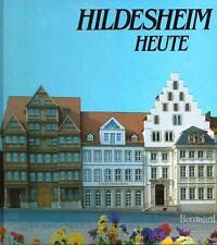 Hildesheim Heute Streifzug Geschichte Land und Leute 1986 Widmung/Signatur TOP!