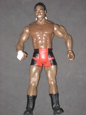 WWF WWE Jakks Ruthless Aggression ELIJAH BURKE  Wrestling Action Figure #4 RA