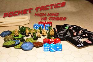 Pocket Tactics (Ver. 4) * High King vs. Tribes (Set1)