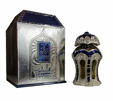 Rafia Silver By Al Haramain Orange Lemon Jasmine Rose Aromatic Musk Amber Oil