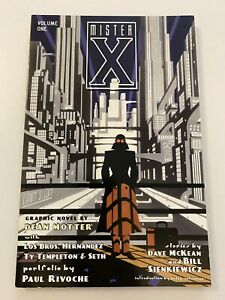 Dean Motter's Mister X The Definitiive Collection Vol 1, NM, OOP