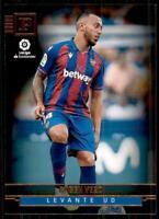 2019-20 Chronicles Soccer Panini Base #357 Ruben Vezo - Levante UD
