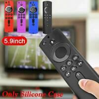 For Amazon Fire TV Sticks 4K TV Remote Silicone Luminous Protective Case Cover