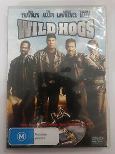 Wild Hogs (DVD, 2007) LIKE NEW