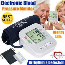 Última parte superior del brazo Monitor de presión arterial digital Medidor Intellisense 180 Memoria