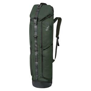 Hockey Bag adidas U7 Large Stick Bag Khaki Backpack Holdall Carry Case