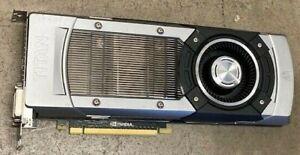 NVIDIA GeForce GTX TITAN 6GB GDDR5 Video Card