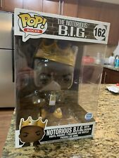 New ListingFunko Pop!10 Inch Notorious B.I.G. #162 Shop Exclusive Ltd Edition~No Reserve