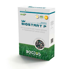 CONCIME PER PRATI-TAPPETI ERBOSI Bio Start 12-20-15 + 18 SO3 da Kg 2 Bottos
