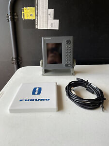 Furuno FCV-600L Fishfinder Sounder Display w/ Cable, Cover, & Mount!