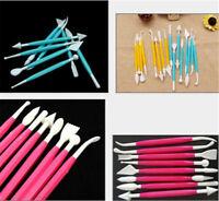 8pcs niños arcilla polimérica favoritas plástico para formar juguetes de arcilla