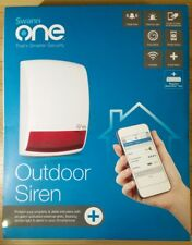 Swann One Outdoor Siren - Turn your home into a secure, smart home