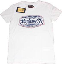 River Woods T-Shirt weiß NEU Gr.8 Jahre / 128 Druckmotiv Motorsport