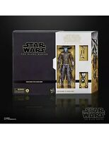 HASBRO STAR WARS BLACK SERIES CAD BANE & TODO 360 ACTION FIGURE PULSE EXCLUSIVE