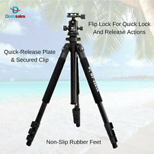 NEW 170cm Professional Tripod Stand for Digital Camera DSLR Camcorder Photograph