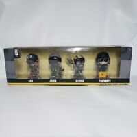 Ubisoft Rainbow Six 6 Collectible Figure Series 1 Ash Jager Sledge Thermite Rare