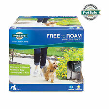 PetSafe PIF00-15001 Free to Roam Wireless Fence system covers up to 1/2 acre