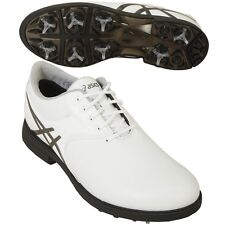 Asics Japan Golf Shoes LEGEND MASTER 2 Soft Spike TGN918 27.0 White Green EMS