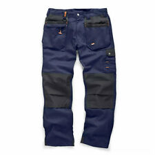 Scruffs WORKER PLUS / Worker Trousers | Trade Hard Wearing Work Trousers NAVY