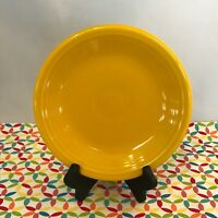 Fiestaware Daffodil Salad Plate Fiesta Yellow 7 1/4 inch Small Plate