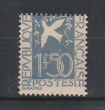 FRANCOBOLLI 1934 FRANCIA F. 1,50 COLOMBA MNH Z/4365