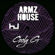 Cooly G - Armz House Ep New Vinyl Record