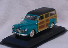 Ford Woody 1948 türkis 1:43 Yat Ming Modellauto / Die-cast