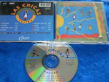 CD LAS CHICAS caribe COBATT 8 titres 1991