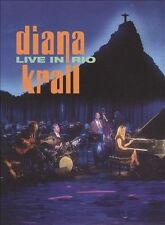 Live in Rio [Special Edition] by Diana Krall (2-DVDS, Oct-2009 Eagle Rock (USA))