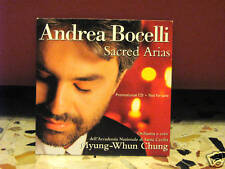 ANDREA BOCELLI-SACRED ARIAS-PROMOZIONALE
