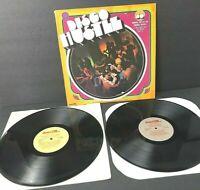 Disco Hustle Original Hits & Artists 1976 - 8 Track Tape Music Compilation Album