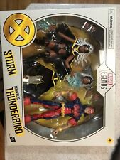 Marvel Legends STORM & THUNDERBIRD 2 Pack Exclusive IN HAND New Sealed XMen
