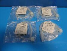 4 x LUXAR P/N 8000-0017 Silicone Tubing & Procedure Set  ~ Non - Sterile (11932)