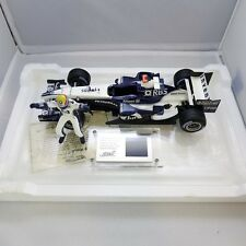 1:18, Mark Webber, Williams F1 Racing Team, Formula 1 with Driving Suit Piece