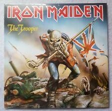 "Iron Maiden the Trooper/cross Eyed Mary Uk Vinyl 7 "" 45 re Parlophone 2014"