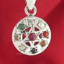 Echtschmuck-Halsketten & -Anhänger für Damen mit Schönheits-Granate