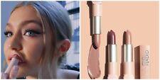 Maybelline x Gigi Hadid Lipstick & brushes set McCall, Erin, Khair & Lani