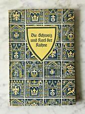 Hans v. Berlepsch-Valendas: Kämpfe der Schweiz mit Karl dem Kühnen, Jena 1926