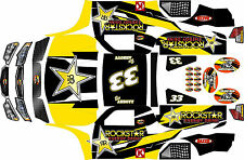 Losi 5ive T wrap decals stickers trophy truck TTRRRV1  hpi baja 5t  5sc woodster