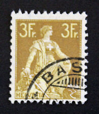 Timbre SUISSE - Stamp SWITZERLAND - Yvert et Tellier n°127 (e) obl (Cyn15)