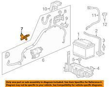 Chevrolet GM OEM 12-18 Sonic 1.8L-L4 Battery-Positive Cable Bracket 95990813